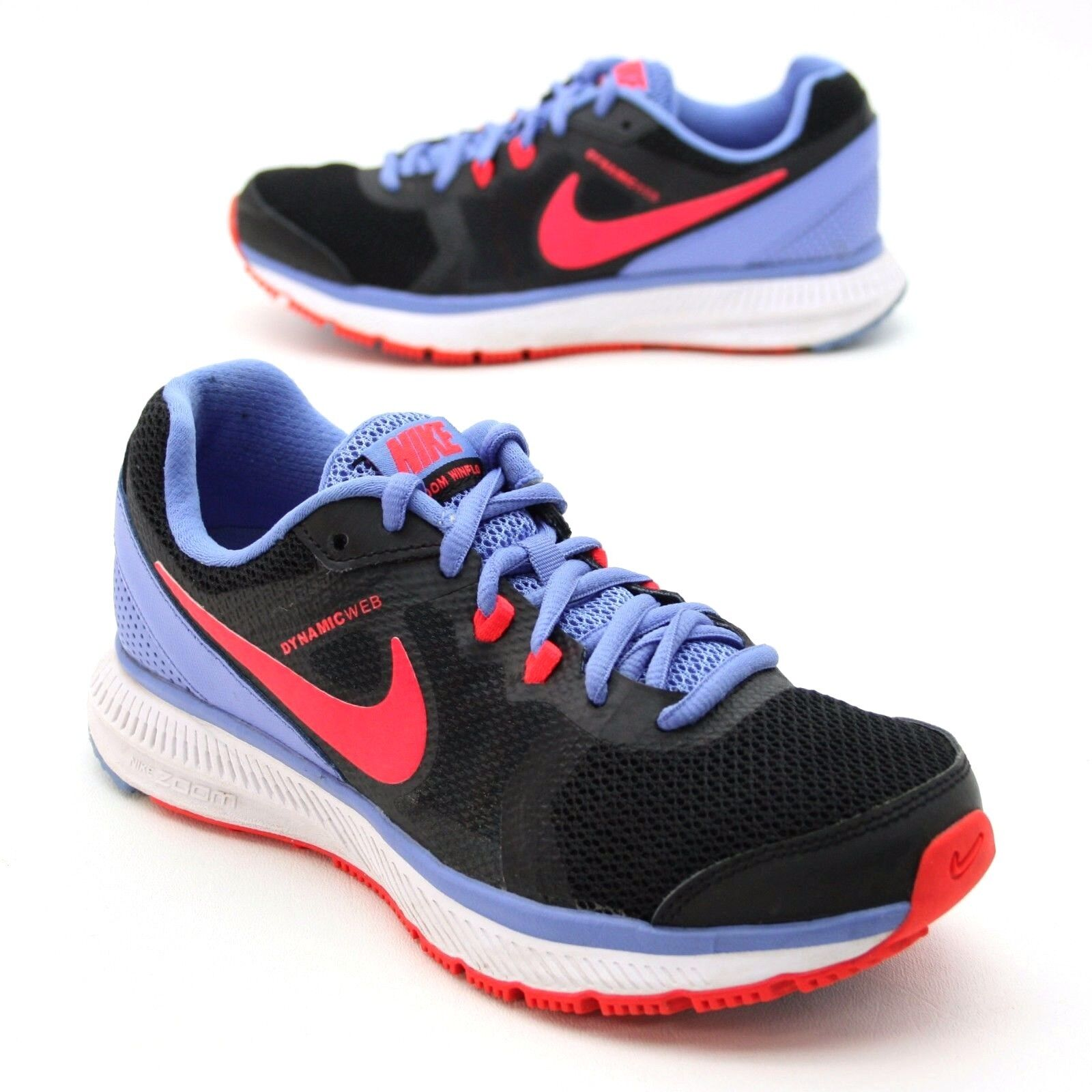 Nike Ladies Trainers 6/36.5 Zoom Winflo Running Trainers Ladies DynamicWeb Athletic Sneakers 7ca081