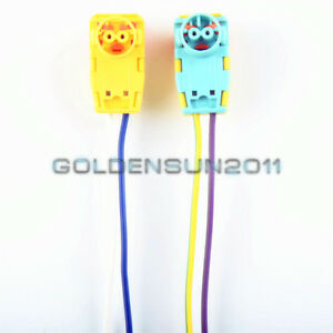 FOR-CHRYSLER-300-AIRBAG-CLOCKSPRING-PLUGS-WIRE-CONNECTOR-NEW-WIRE-2PCS