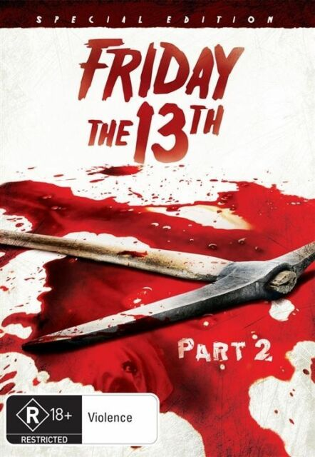 Friday The 13th - Part 2 (DVD, 2009)