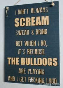 Canterbury-Bulldogs-Naughty-Retro-Footy-Sign-Jersey-Cards-Rugby-League-Etc
