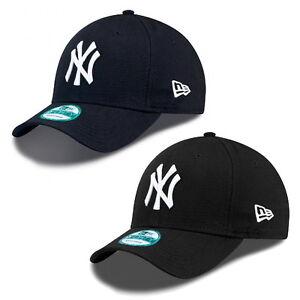 New-Era-9-forty-Classique-morue-NY-New-York-Yankess-reglable-Curve-Cap-Bnwt