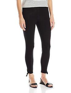 Lysse-Women-039-s-Tie-Cotton-Crop-Legging-Style-1411