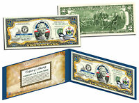 Maine Statehood $2 Two-dollar Colorized Us Bill Me State Genuine Legal Tender