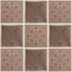 peel and stick terracotta 4 quot x4 quot vinyl wall tiles 3 square