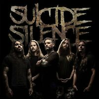 Suicide Silence S/t Self Titled Cd