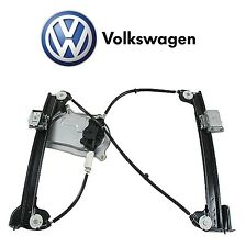 For Vw Beetle Convertible Front Driver Left Window Regulator Genuine 1y0837461f