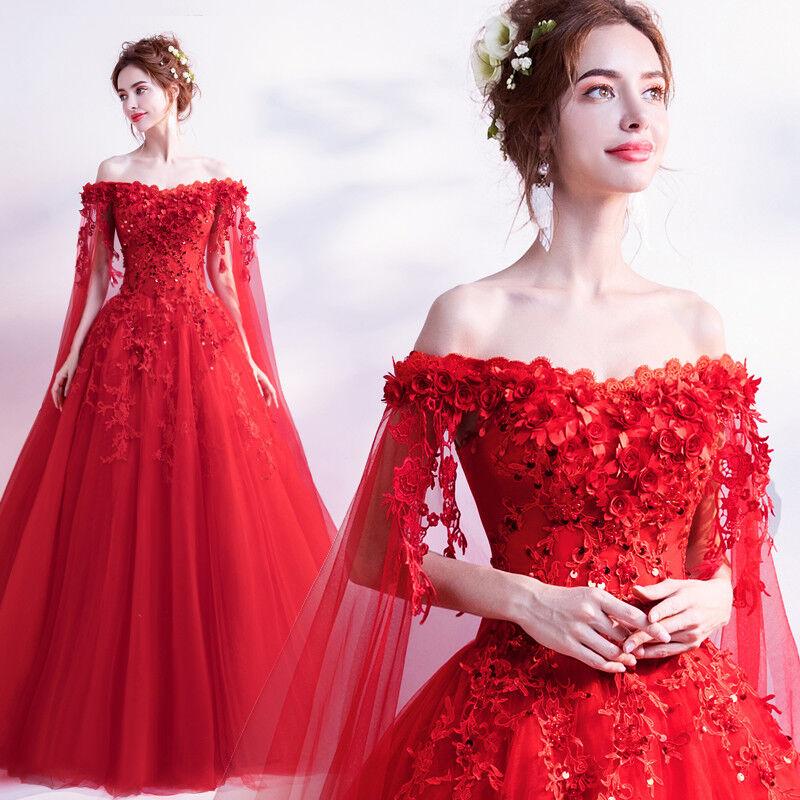 Noble Grace Soirée formelle Parti robe de bal Bal Demoiselle D& 039;honn Fl Robe tsjy 9126