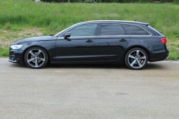 Audi A6 2,0 TDi 177 Avant Multitr. - billede 1