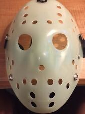 Jason Voorhees Glow in the Dark Mask - Use It For Dress Up, Halloween or Cosplay