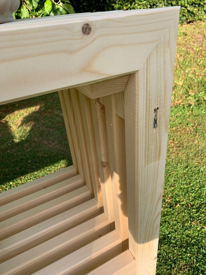 Trallebænk/plantebord