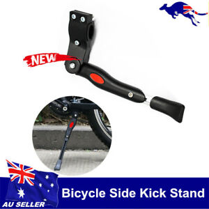 Adjustable Bike BicycleKickstand Parking Racks PropSideKick Stand Support
