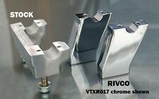 Honda VTX1800R Handlebar Risers Made in the U.S.A.