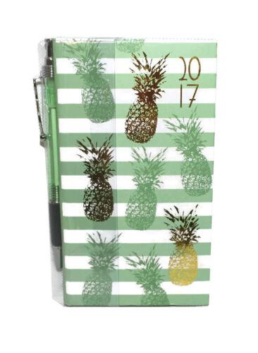 8 Designs Tallon Gift 2017 Diary Slim Slimline Week To View Diary /& Pen