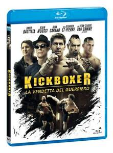 Kickboxer-La-Vendetta-Del-Guerriero-Con-J-C-Van-Damme-Blu-Ray-Nuovo
