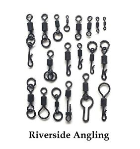 Quick-Change-Ring-Chod-Hanging-Snap-Pva-Bag-Big-Eye-Micro-Hook-Clam-Lock-Double