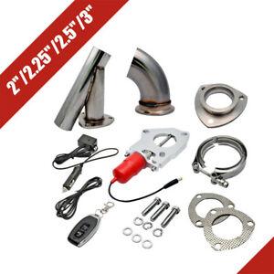 2-034-51mm-Kit-d-039-echappement-electrique-Catback-Downpipe-Kit-Telecommande-DC12V