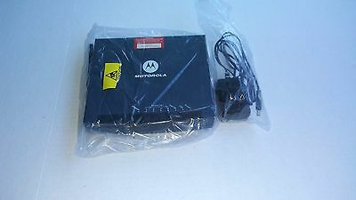 NEW Motorola Netopia 3347-02-1022 54 Mbps 4-Port 10//100 Wireless G Router