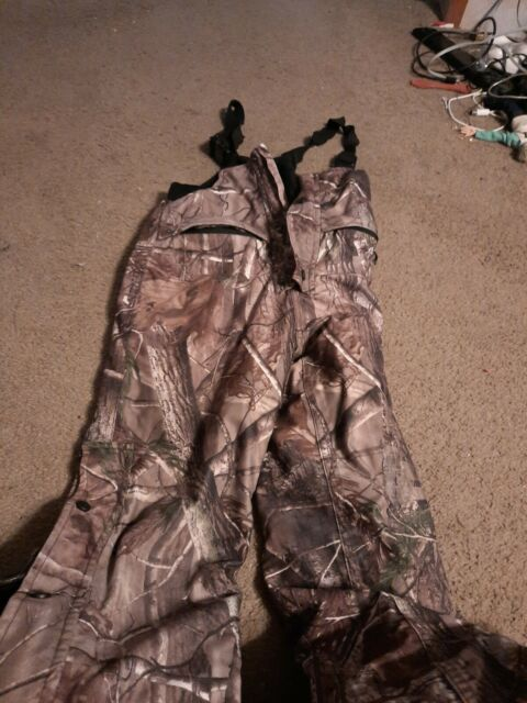 Redhead hunting Waders Youth Medium bone dry camouflage