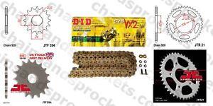 DID- Gold Motorcyle HD Kit 14t 40t 520 104 fits Aprilia 125 Pegaso 89-99