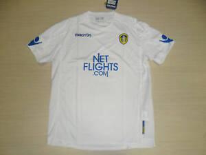Jersey Casa Camiseta Utd Macron Leeds M Camiseta qxB4Iw