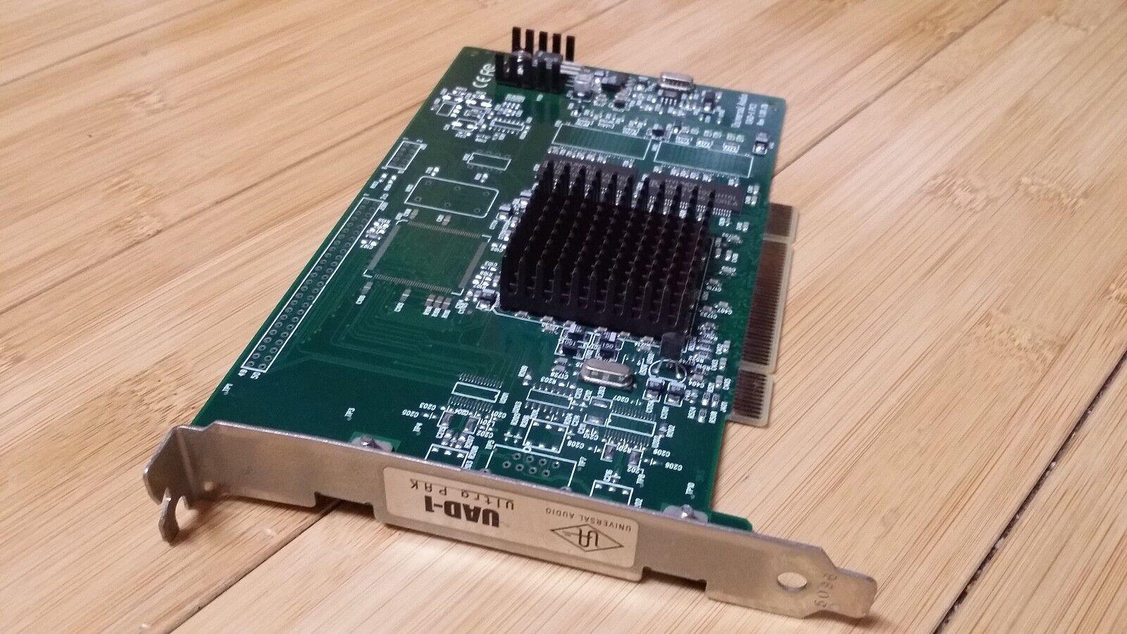 Universal audio UAD-1 ULTRA PAK Card