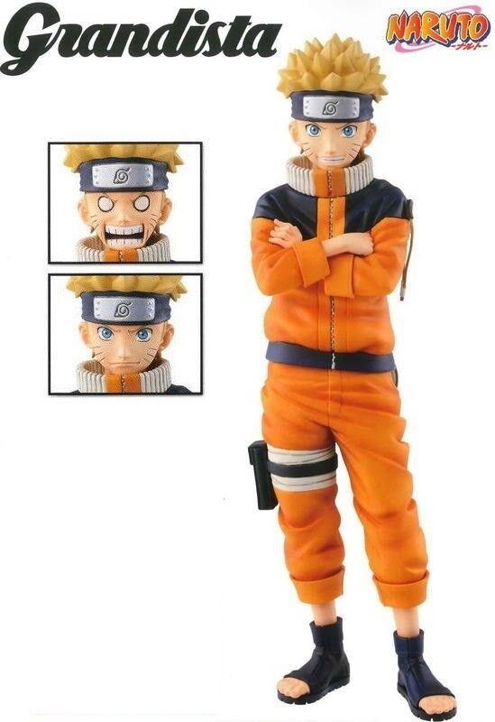 Uzumaki Naruto - Grandista - Shinobi Relations Naruto Shippuuden - Banpresto