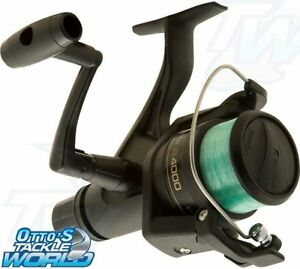 Shimano-iX-4000-R-Spinning-Fishing-Reel-WITH-Mono-Line-BRAND-NEW-Ottos-Tackle