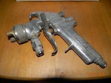 Devilbiss Jghv 530 Hvlp Spray Gun With Extra Parts