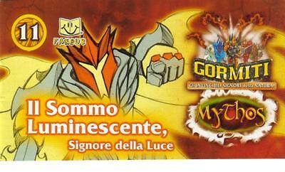 Myhtos // Energheia 3 Grandalbero GORMITI Fanbuk