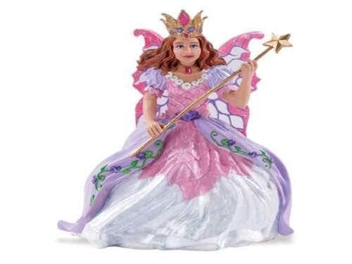 Rose Les fées reine 11 cm série Elfes enfants safari Ltd 875429