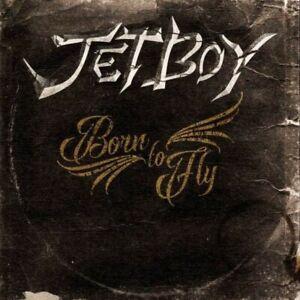2019 JETBOY BORN TO FLY WITH BONUS TRACK CD Album Rock Heavy Metal Jazz Soul