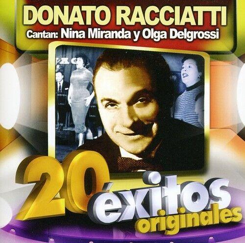 Donato Racciatti - 20 Exitos Originales [New CD]