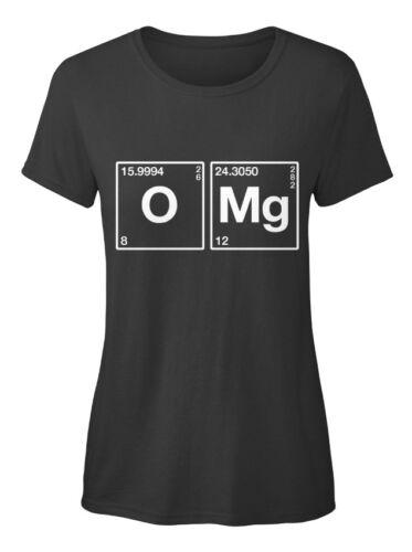 O Mg Funny T 15,9994 26 8 24,3050 2b2 12 Standard Women/'s T-Shirt