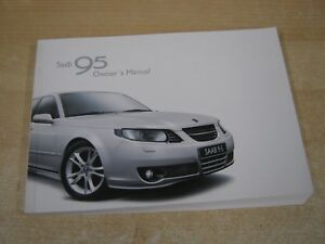2007 saab owners manual