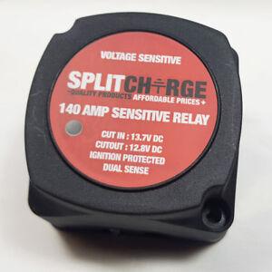 0-727-33-EQUIV-12V-140A-140-AMP-SPLIT-CHARGE-RELAY-VOLTAGE-SENSITIVE-CAMPERS