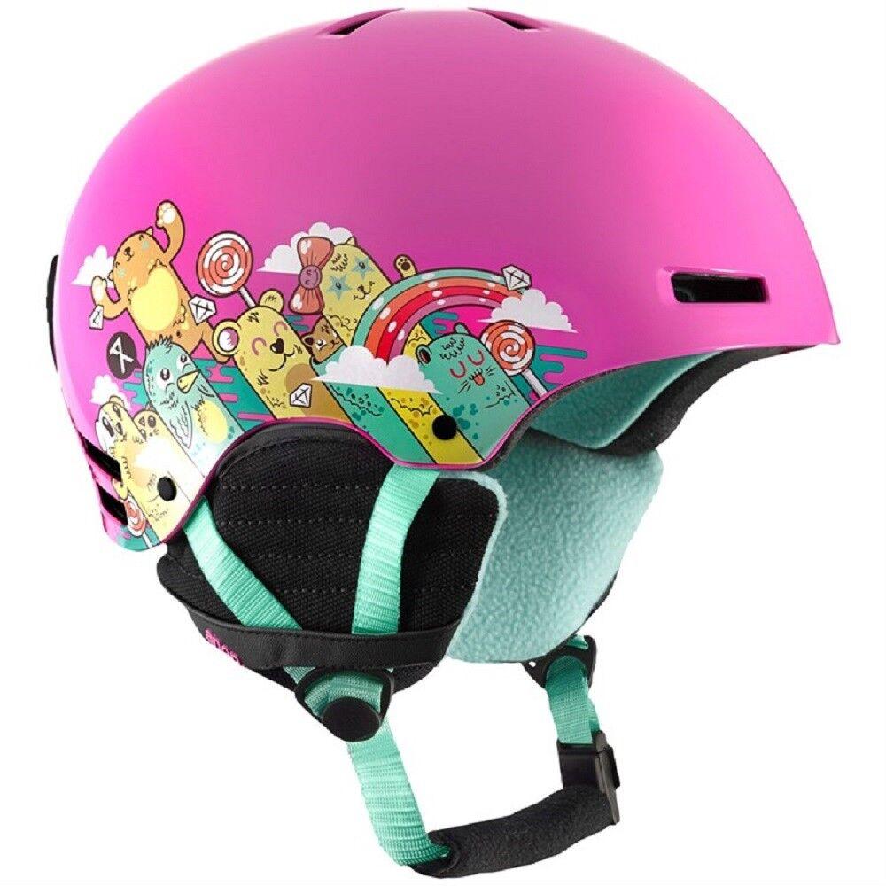 Anon Rime Sweet  Tooth L XL Junior Helmet  first-class service