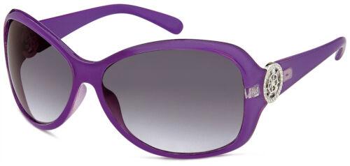 erhältlich in verschiedenen Farben Damensonnenbrille mit großen Gläsern