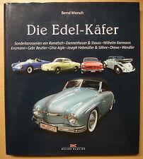 Die Edel-Käfer Sonderkarosserien VW Volkswagen Karmann Enzmann Hebmüller Buch