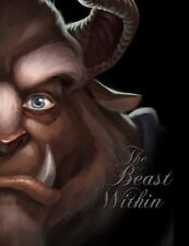 Villains: The Beast Within : A Tale of Beauty's Prince by Serena Valentino and Disney Book Group Staff (2014, Hardcover)
