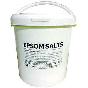 Sal-De-Epsom-10-kg-alimentos-grado-farmaceutico-Cubo-Sulfato-De-Magnesio