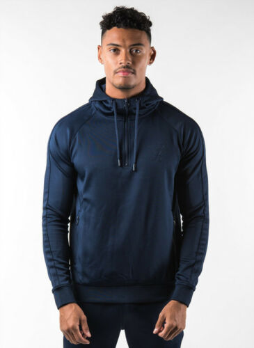 alle maten Navy Zip Poly Gym 4 King 1 trainingspak Mens top 7FzxAwz