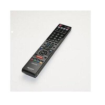 SHARP AQUOS GB118WJSA TV REMOTE CONTROL ORIGINAL LC70UD1U LC60TQ15U GB105WJSA
