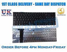 ASUS N56 N56V N56VB N56VJ N56VM N56VV N56VZ UK Layout Laptop Keyboard Black