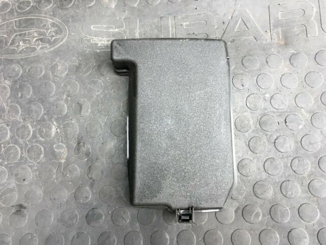 Toyota Rav4 Fuse Box Top Cover 82662