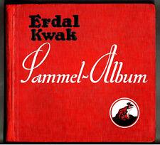 ERDAL KWAK - Sammelbilderalbum mit 36 Seiten
