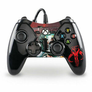 PowerA 1346056-01 Wired Star Wars Boba Fett Controller for Xbox One