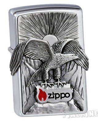 Gewaltiges Emblem-ZIPPO Collection 2012 neu+ovp EAGLE