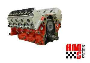 Details about AMS RACING MONSTER LSX LONG BLOCK TRICK FLOW CYLINDER HEADS