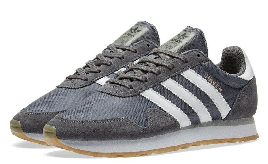 ADIDAS MEN SHOES HAVEN HAVEN SHOES GRAY BY9715 b72e67