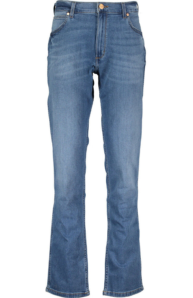 Wrangler bleu Coupe Droite Jeans BNWT